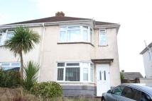 Kathleen Road semi detached property to rent