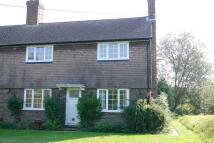 semi detached house in Peasmarsh, Near Rye...