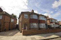 3 bed semi detached property in Nelson Road, Whitton...