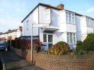 semi detached house to rent in Onslow Road, New Malden...