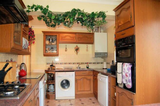 Alternate Kitchen