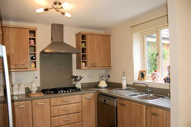 Further Kitchen