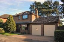 4 bed Detached home in Hazelwood Drive, Grantham