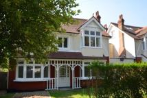 Detached house to rent in Holmwood Gardens...