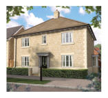 4 bed new property in Gotherington Lane...