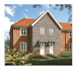 2 bed new house in Coupland Road Selby...