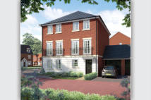 new development for sale in Coupland Road, Selby, YO8