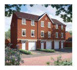 3 bed new development for sale in Coupland Road Selby...
