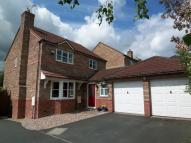 4 bed Detached home for sale in Ballard Close, Ludlow...