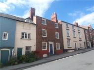 Town House in Old Street, Ludlow, SY8