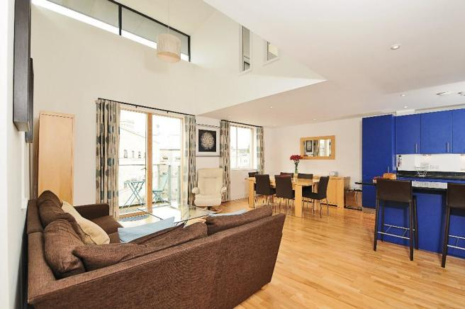 2 Bedroom Serviced Apartment To Rent In Oxford Castle New Road