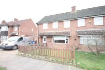 semi detached property in Montgomery Road, Ipswich...