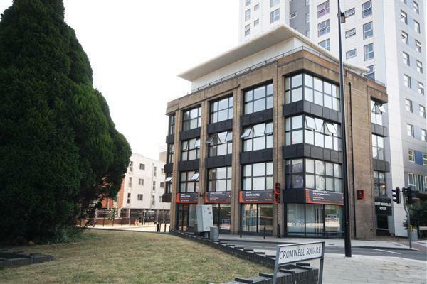 Studio Flat To Rent In St Nicholas House 25 Franciscan Way Ipswich Ip1