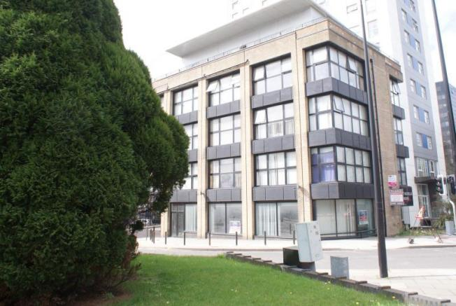 1 Bedroom Flat To Rent In St Nicholas House 25 Franciscan