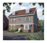 5 bed new house for sale in Flansham Lane...