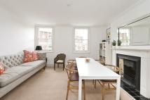Sutherland Row Flat to rent