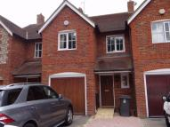 Terraced house to rent in Montford Mews, Hazlemere...