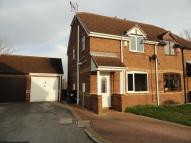 semi detached house to rent in Lords Close, Edlington...