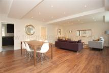 property in Belsize Road...