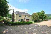 Detached home in Timberscombe, Minehead