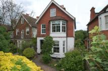 Detached property in Ashley Road...