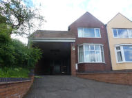 semi detached house for sale in Lichfield Road...