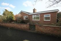 The Firs Detached Bungalow to rent