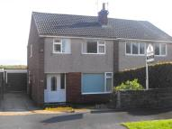 3 bedroom semi detached property in Brooke Drive, Brimington...