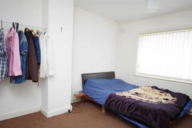 Bedroom two 14'0 (4.27m) x 12'4 (3.76m)