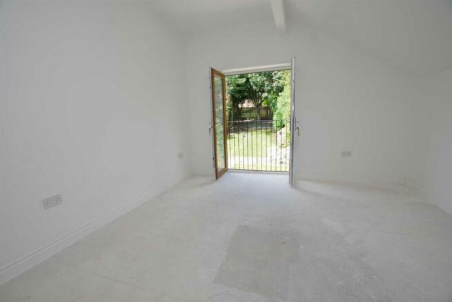 Bedroom three 14'0 (4.27m) x 13'0 (3.96m)
