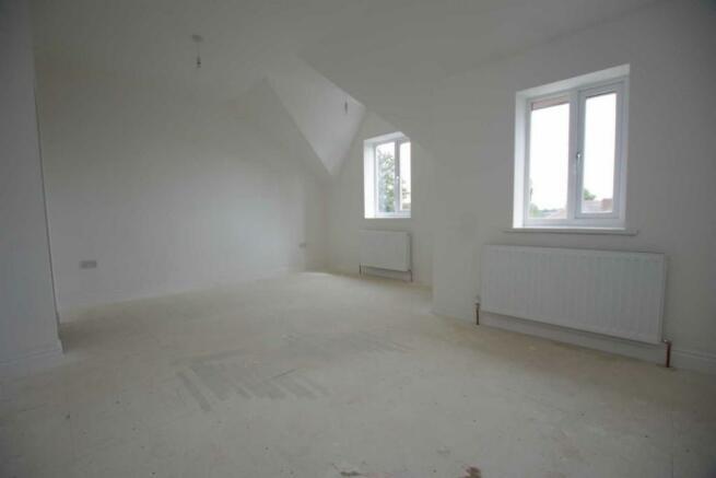 Bedroom four 13'0 (3.96m) x 12'6 (3.81m)