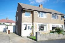 3 bedroom semi detached house in Claremont Avenue...