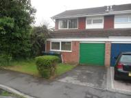 semi detached house in Charnwood Fields...