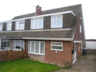 semi detached house in Fontwell Drive...