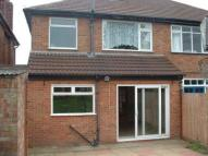 3 bedroom semi detached house to rent in Maple Avenue...