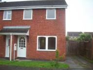 semi detached home in Haven Close...