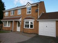 3 bedroom semi detached house in Marigold Lane...