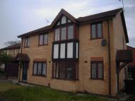 semi detached house in Willow Walk, Syston, LE7