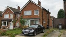 3 bedroom Detached property to rent in Barmouth Avenue...
