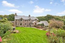 Detached home for sale in Gellilydan...