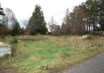 Plot for sale in Staffa Kintessack, IV36