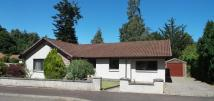 Detached Bungalow for sale in Woodside Drive, Forres...