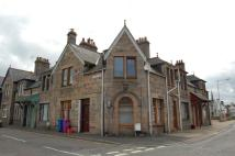 Flat in Tulloch Park, Forres...