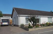 2 bed Semi-Detached Bungalow in 9 Allan Drive, Forres...