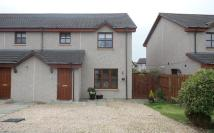 3 bedroom semi detached home in BALNAGEITH RISE, Forres...