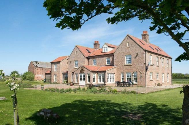 7 Bedroom Detached House For Sale In Swale House Breckenbrough Near Thirsk North Yorkshire