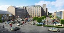 1 bed new Studio flat to rent in Howard Town Mill...