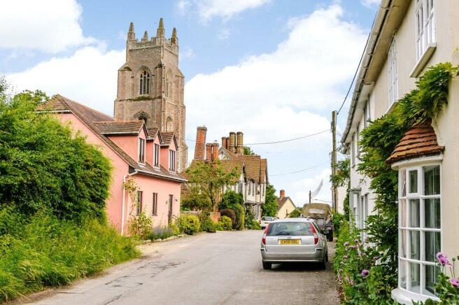Quiet Lane & Church