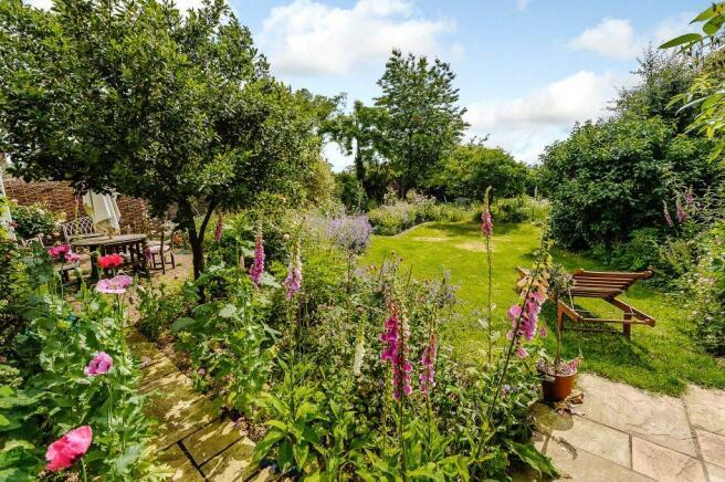 SW Facing Garden