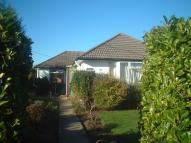 Detached Bungalow in Barton Drive...